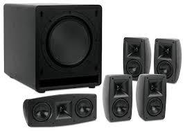klipsch 5 1 surround sound. klipsch quintet speaker system 5 1 surround sound