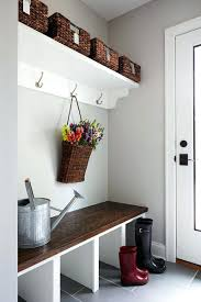 mud room coat rack mudroom entrance hall storage ideas front entry  organization small entryway table decor