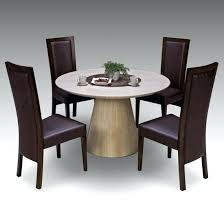 Modern Marble Dining Table And 4 Chairs Furnitureinfashion Uk 4 Chair Dining  Table Marble Dining Table