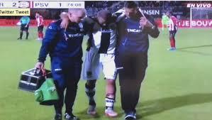 Oussama tannane i̇stanbul'a geldi ve i̇stanbul'a oynamak için geldim. ifadelerini kullandı. Video Psv S Hector Moreno Injures Second Player In The Same Week After Another Reckless Incident 90min