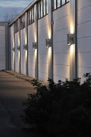 exterior wall mounted led light led