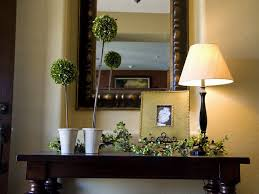 Small Foyer Table Lamps