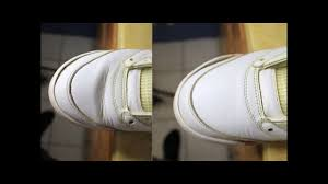 how to remove creases on jordans nikes etc