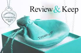 rate review keep a tiffany heart tag pendant
