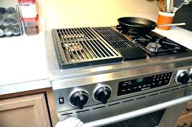 gas stove top with griddle. Griddle Gas Stove Top With