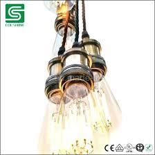 chandelier bulb holders vintage metal light bulb holder industrial type for decoration chandelier candle bulb holders