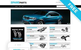 car parts free clean ify theme 79218