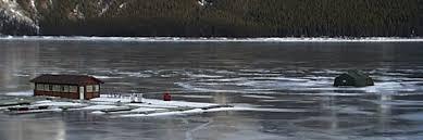 Lake Minnewanka Dive Sites Banff National Park