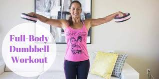 full body dumbbell workout you can do
