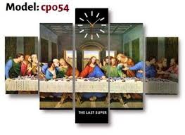 last supper canvas wall art