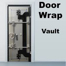 Door Wraps Vault Door Wrap Rm Wraps