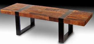 rustic furniture coffee table. rustic table with bench urban coffee tables furniture