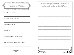 wedding guest book on pages printable file guests ate template word