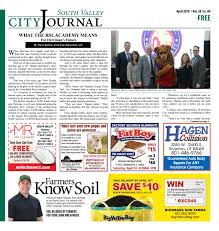Grace Callie Designs Coupon Code South Valley City Journal April 2018 By The City Journals