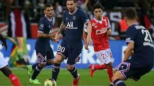 الدوري الفرنسي: باريس سان جرمان يتغلب على مضيفه رينس بمشاركة نجمه الجديد  ميسي