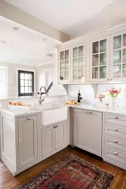 12 gorgeous and bright light gray kitchens a roundup of beautiful light gray kitchen cabinets