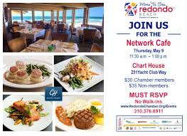 Network Cafe Luncheon At Chart House