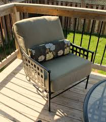 patios make your patio more cozy with home depot patio cushions for
