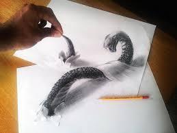 3d pencil drawings 107