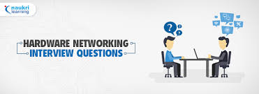 Hardware And Networking Interview Questions Answers