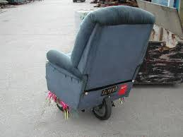 top motor chairs with ever seen one of these