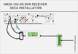 directv whole home dvr wiring diagram wildness me dvr wiring diagram installing the deca1mro 01 fir whole house dvr at&t munity