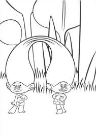 Kids N Fun 26 Kleurplaten Van Trolls