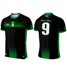 Green And Black Design Kcs Jersey Design 47 Green Black Kc Sports