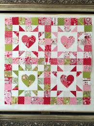 Valentine's day is promoted by companies whose only interest is making money. Hello And Happy Valentine S Day From Amanda Over At Jedi Craft Girl I Can T Get Enough Valentine Sewing Heart Quilt Pattern Mini Quilt Patterns Mini Quilts