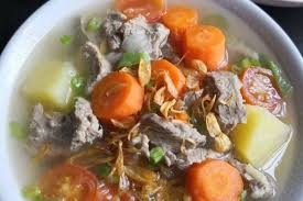 Daftar 5 resep masakan olahan daging sapi untuk sajian idul adha. Resep Sop Daging Sapi Yang Gurih Bikin Nagih