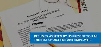 Professional Resume Writing Best CV Writing Services In India Adorable It Resume Writing Services