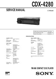 sony xplod cdx gt24w wiring harness sony image sony cdx ra700 wiring diagram wiring diagram on sony xplod cdx gt24w wiring harness