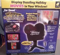 As Seen On Tv Window Wonderland Christmas Decoration Light Projector Star Shower Window Wonderland And 50 Similar Items