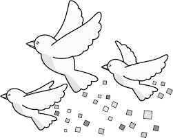 イラストポップ 学校のイラスト 卒業式no18巣立つ鳥の無料素材
