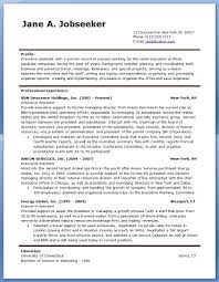 Sample Resume For Administrative Assistants Executive Administration Sample Resume