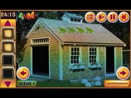 Wooden House Escape Game Walkthrough AVM Jungle Wooden House Escape walkthrough AVMGames YouTube 5