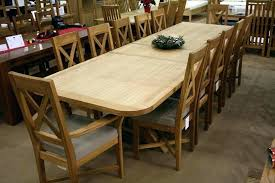 Large Dining Room Table Seats 14 Dining Table Dining Room Large Dining  Tables To Seat Large .
