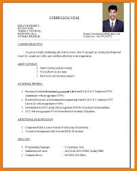 Resume Format Pdf Beauteous Standard Resume Format Pdf Simple 48 Examples In Word Shalomhouseus
