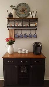 Kitchen Coffee Bar Baby Nursery Extraordinary Coffee Bar In Kitchen Highest Quality