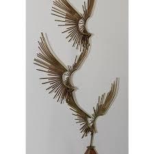 curtis jere birds in flight bronze