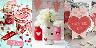Cute Jar Decorating Ideas 100 Cute Valentines Day Mason Jars Ideas Valentine's Day Mason Jar 91