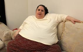 The fattest girl ever