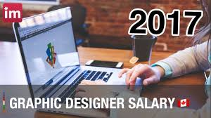 Graphic Design Jobs Vancouver Salary Graphic Designer Salary In Canada 2017 Jobs In Canada