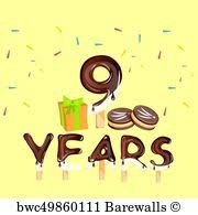 Image result for happy 9th anniversary