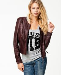 women s short leather faux coats jackets nordstrom