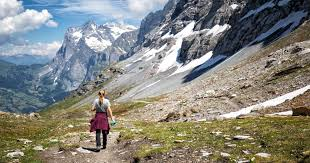 And although you will need. How To Hike The Eiger Trail In The Bernese Oberland Switzerland Earth Trekkers
