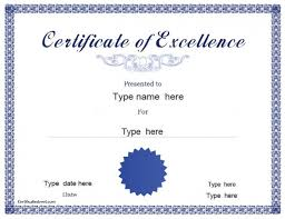 Download Free Printable Certificate Templates Top Template Collection