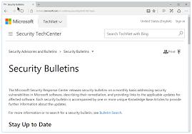 Security Update Guide Ushers In A New Era Of Microsoft