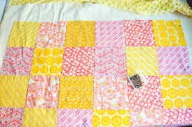 How to Make A Minky Backed Baby Quilt   WeAllSew & How to make a Minky backed baby quilt Adamdwight.com