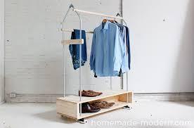 Picture of HomeMade Modern DIY Garment Rack